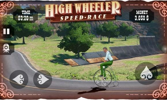 High Wheeler Speed Race Ekran Görüntüleri - 2