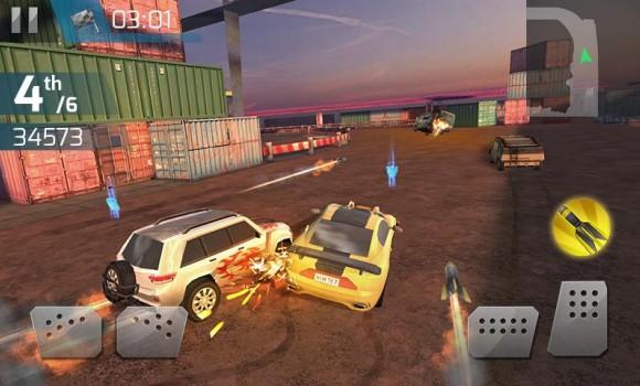 Çarpışan Araba Yarışı 3D Ekran Görüntüleri - 1