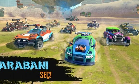 Cars of War Ekran Görüntüleri - 1