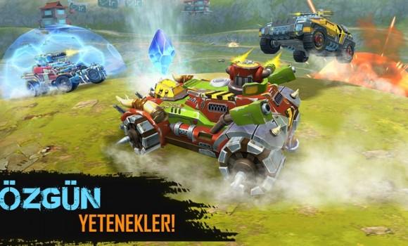 Cars of War Ekran Görüntüleri - 3