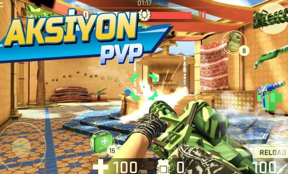 Combat Assault: CS PvP Shooter Ekran Görüntüleri - 1