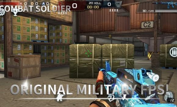 Combat Soldier Ekran Görüntüleri - 1