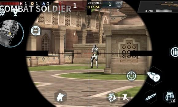 Combat Soldier Ekran Görüntüleri - 2