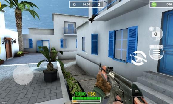 Combat Strike: Gun Shooting - Online FPS War Game Ekran Görüntüleri - 2