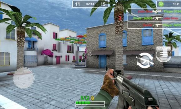Combat Strike: Gun Shooting - Online FPS War Game Ekran Görüntüleri - 3