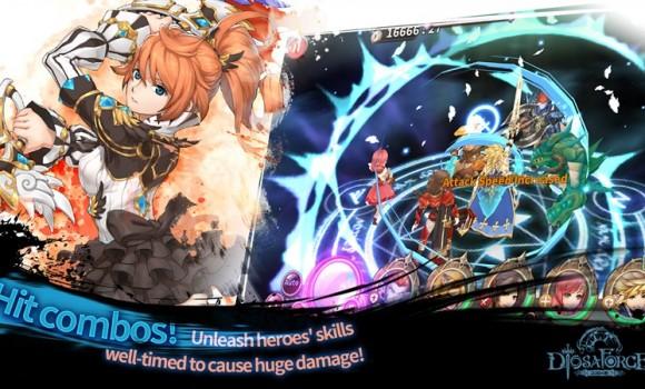 Diosa Force II Elemental Order Ekran Görüntüleri - 3