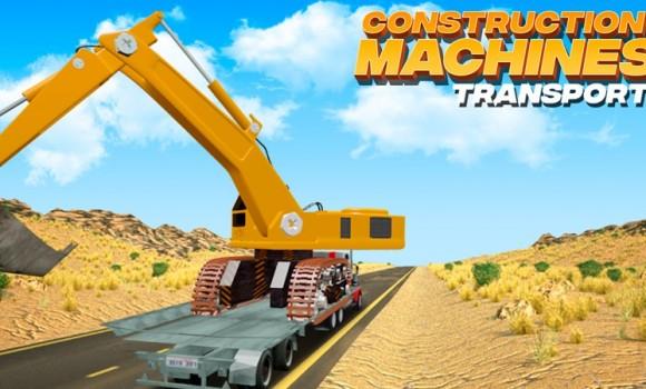 Extreme Transport Construction Machines Ekran Görüntüleri - 2