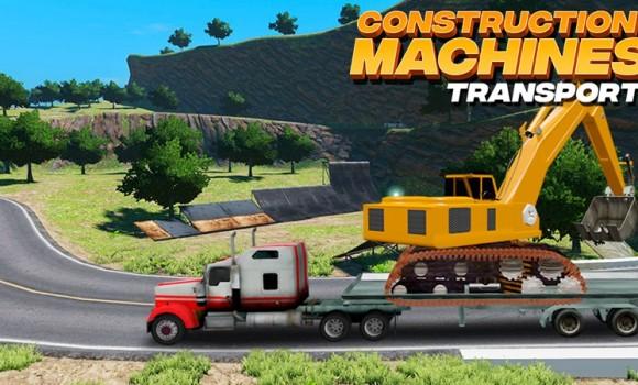 Extreme Transport Construction Machines Ekran Görüntüleri - 1