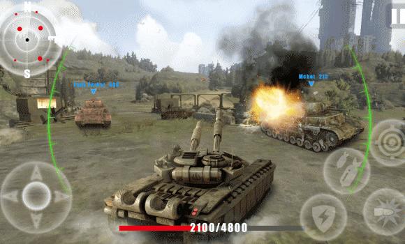Final Assault Tank Blitz Ekran Görüntüleri - 1