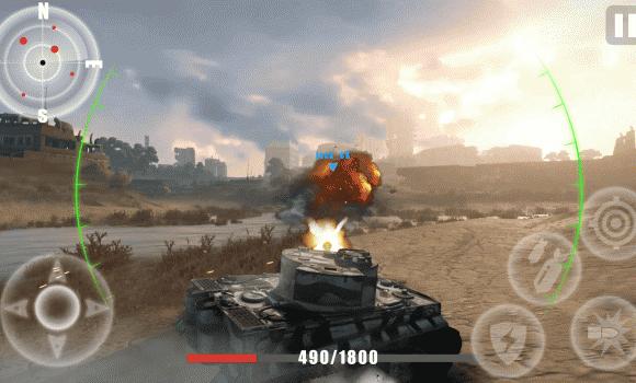 Final Assault Tank Blitz Ekran Görüntüleri - 2