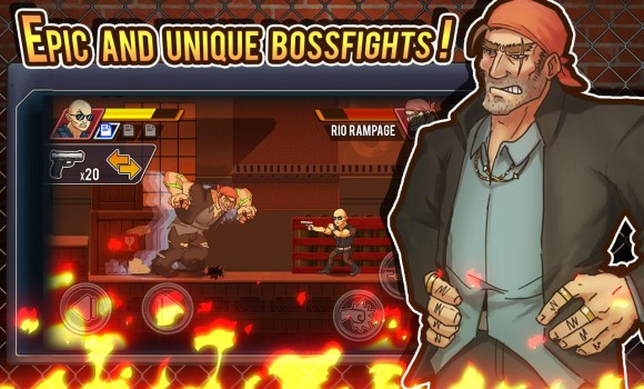 Fist of Rage Ekran Görüntüleri - 3
