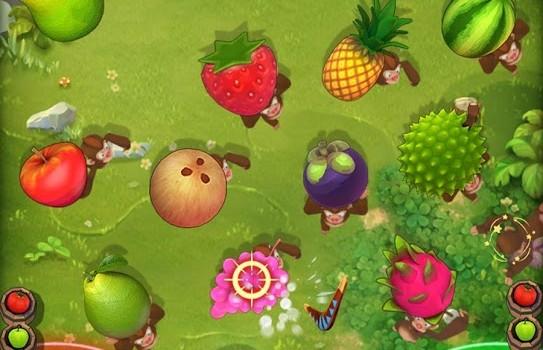 Fruit Target: Take back the Fruit for fun Ekran Görüntüleri - 3