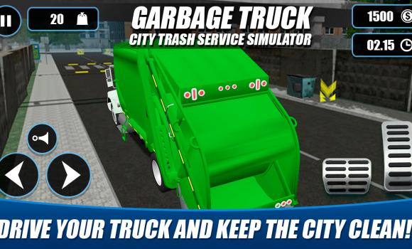 Garbage Truck Ekran Görüntüleri - 2
