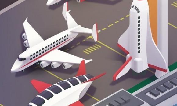 Idle Airport Tycoon - Tourism Empire Ekran Görüntüleri - 2