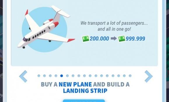 Idle Airport Tycoon - Tourism Empire Ekran Görüntüleri - 3