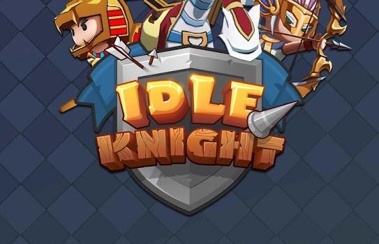 Idle Knight Ekran Görüntüleri - 3