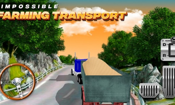 Impossible Farming Transport Simulator Ekran Görüntüleri - 1