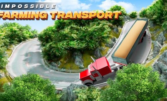 Impossible Farming Transport Simulator Ekran Görüntüleri - 3