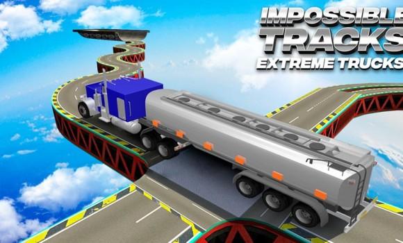 Impossible Tracks on Extreme Trucks Ekran Görüntüleri - 1