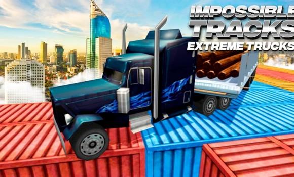 Impossible Tracks on Extreme Trucks Ekran Görüntüleri - 2