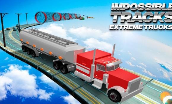Impossible Tracks on Extreme Trucks Ekran Görüntüleri - 3