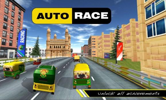 Indian Auto Race Ekran Görüntüleri - 1