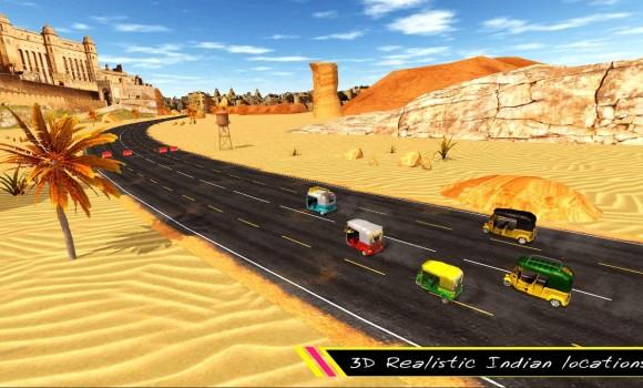 Indian Auto Race Ekran Görüntüleri - 3
