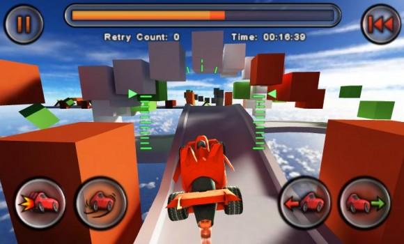 Jet Car Stunts Ekran Görüntüleri - 1