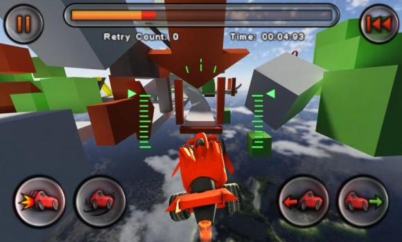 Jet Car Stunts Ekran Görüntüleri - 2