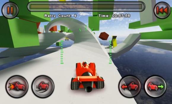 Jet Car Stunts Ekran Görüntüleri - 3