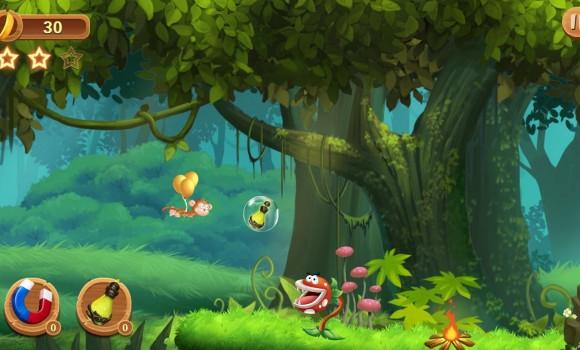 Jungle Monkey - Jungle World Ekran Görüntüleri - 1