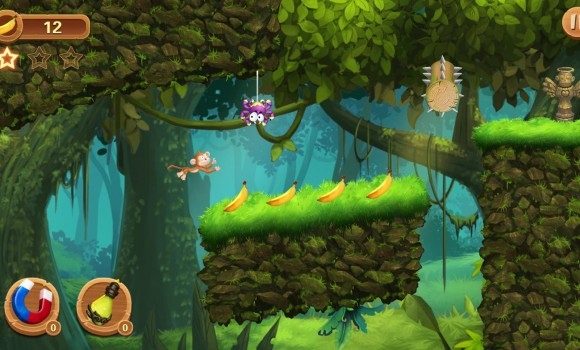 Jungle Monkey - Jungle World Ekran Görüntüleri - 2