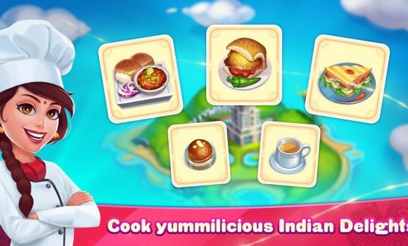 Masala Madness: Cooking Game Ekran Görüntüleri - 1
