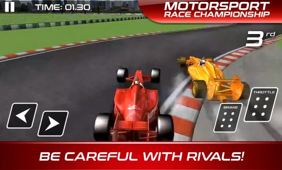 Moto Sport Race Championship Ekran Görüntüleri - 1