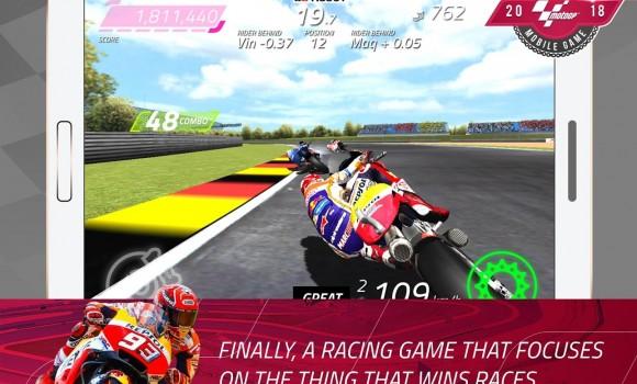 MotoGP Racing '18 Ekran Görüntüleri - 1
