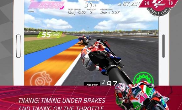 MotoGP Racing '18 Ekran Görüntüleri - 2