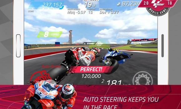 MotoGP Racing '18 Ekran Görüntüleri - 3