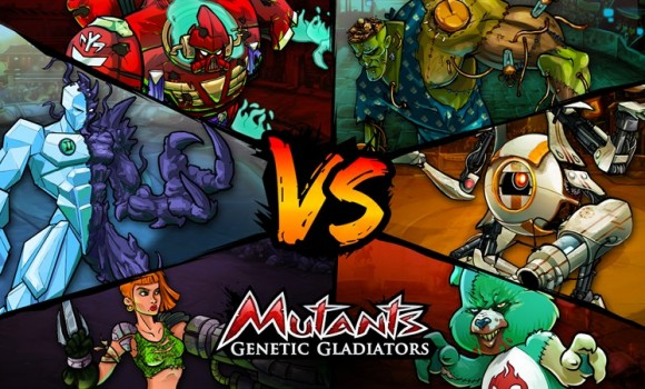 Mutants Genetic Gladiators Ekran Görüntüleri - 2