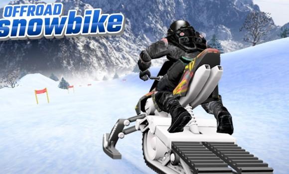 OffRoad Snow Bike Ekran Görüntüleri - 1