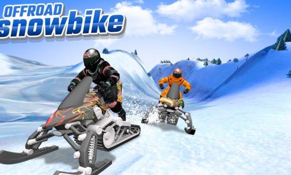 OffRoad Snow Bike Ekran Görüntüleri - 3