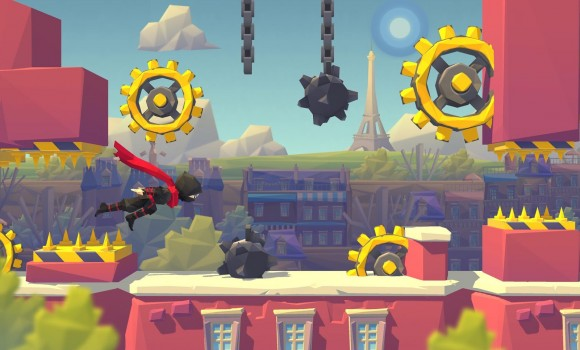 Smashing Rush : Parkour Action Run Game Ekran Görüntüleri - 2