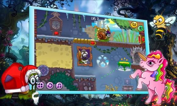 Snail Bobbery: Fantasy Journey Ekran Görüntüleri - 2