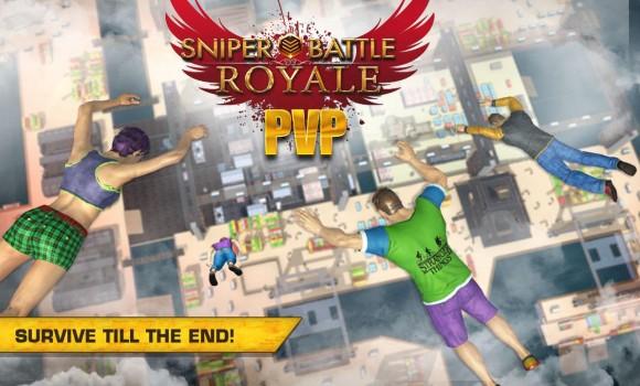 Sniper Royale Ekran Görüntüleri - 1