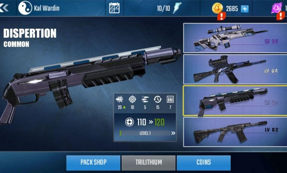 Special Combat Ops- Counter Attack Shooting Game Ekran Görüntüleri - 3