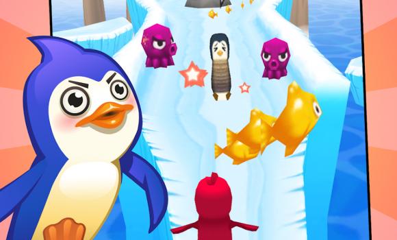 Super Penguins Ekran Görüntüleri - 2