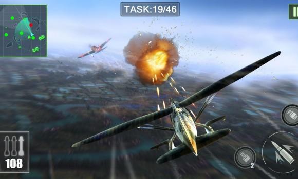 Thunder Air War Sims Ekran Görüntüleri - 1
