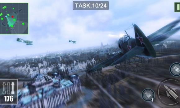 Thunder Air War Sims Ekran Görüntüleri - 3