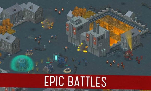 War Alert: Red Lords Ekran Görüntüleri - 3
