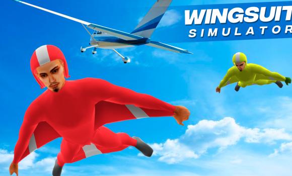 Wingsuit Simulator Ekran Görüntüleri - 1
