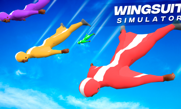 Wingsuit Simulator Ekran Görüntüleri - 2